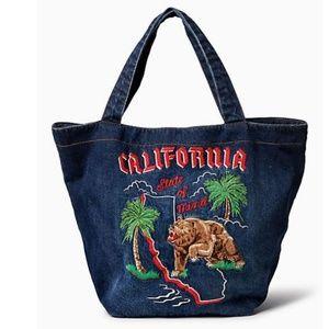 Lucky Brand | California Denim Tote